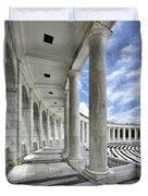 Arlington National Cemetery - Memorial Amphitheater Duvet Cover