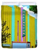 Arlington Theatre Duvet Cover