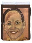 Armando S. Guangko Duvet Cover
