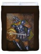 Armor Of God Ephesians  Duvet Cover