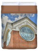 Armstrong University Tower Duvet Cover