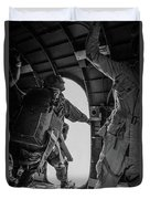Army Airborne Series 3 Duvet Cover