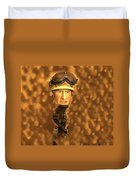 Army Guy Duvet Cover