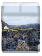Arnastapi - Iceland Duvet Cover