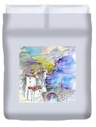 Arnedillo In La Rioja Spain 02 Duvet Cover