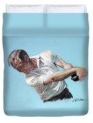 Arnold Palmer- The King Duvet Cover