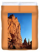 Around Bryce Canyon Duvet Cover