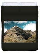 Around Holy Kailas Himalayas Tibet Yantra.lv Duvet Cover