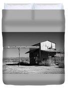 Around The Salton Sea Duvet Cover
