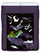 Arrangement In The Abstract 2 Duvet Cover