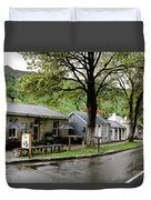 Arrowtown, New Zealand Duvet Cover