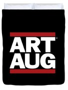 Art Aug Duvet Cover