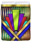 Art Deco 23 Duvet Cover