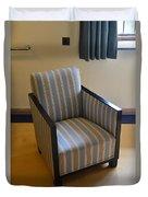 Art Deco Chair Duvet Cover