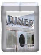 Art Deco Diner Duvet Cover
