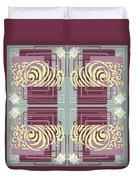Art Deco Duvet Cover