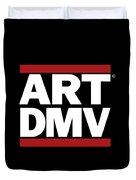 Art Dmv Duvet Cover