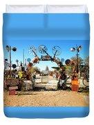 Art Garden Duvet Cover