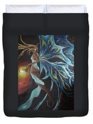 Art Is Magic Duvet Cover