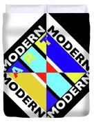 Art Modern Duvet Cover