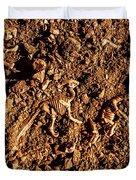 Art Of A Dinosaur Dig Duvet Cover