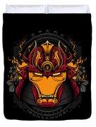 Art Of Iron Duvet Cover