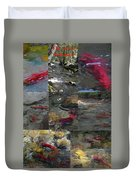 Art Of Kokanee Duvet Cover