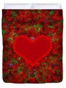 Art Of The Heart 2 Duvet Cover