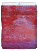 Art Print Redwall 4 Duvet Cover