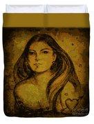 Artemis Who Duvet Cover