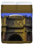 Artful Palace Of Fine Arts Duvet Cover