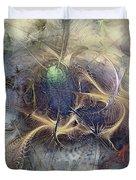 Arthropodium Duvet Cover