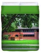 Arthur B. Huertly House Duvet Cover
