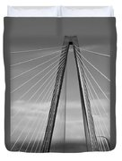 Arthur Ravenel Jr Bridge II Duvet Cover