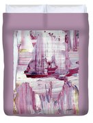 Artic Sailing Duvet Cover