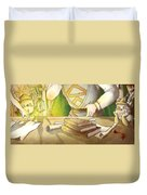 Articles Of The Barons 2 Duvet Cover