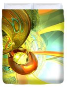 Articulate Design Abstract Duvet Cover