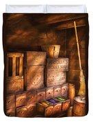 Artist - Assorted  Dyes  Duvet Cover