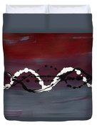 Artistic Dna Duvet Cover