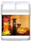 Artistic Glass 2 Duvet Cover