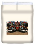 Artistry Abounds Duvet Cover