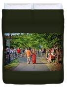 Arts Walk Duvet Cover