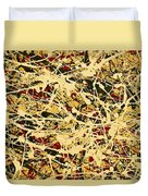 Artsy Fartsy - 2 - It Is What It Is  Duvet Cover