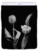 Artsy Tulips Duvet Cover