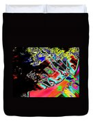 Artwalk Abstract Duvet Cover