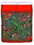 Artwork Ovoid Duvet Cover
