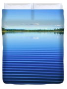 Mesmerizing Ripples Duvet Cover