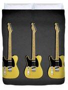 Fender Telecaster 52 Duvet Cover