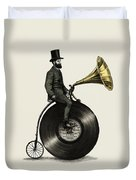 Music Man Duvet Cover