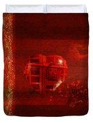 Love Locked Duvet Cover